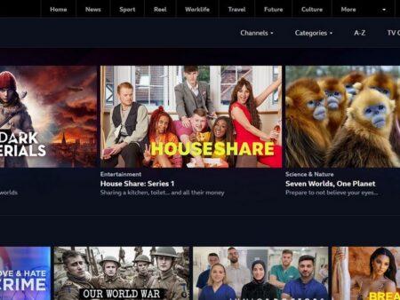 Sådan ser du BBC med NordVPN