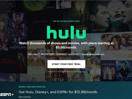 Sådan downloader du indhold fra Hulu